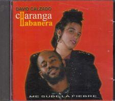 David Calzado Y Su Charanga Habanera Me Sube La Fiebre CD Latin FASTPOST