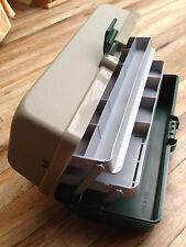 Plastique boîte à outils avec 2 plateaux-free p&p