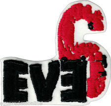 19255 Eve 6 IRON ON PATCH American Rock Band 1990's Music Alternative New