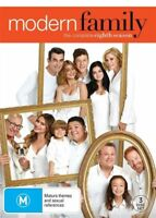 Modern Family Complete Eighth Season 8 Eight DVD NEW Region 4