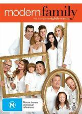 Modern Family : Season 8 (DVD, 3-Disc Set) NEW
