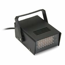 5W 24 LED White Strobe Light Flash Lamp DJ Disco Stage Party Effect Lightin R3U4