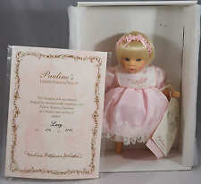 """Lexy"" 8 Inch Doll by Pauline Bjonness-Jacobsen - New - Nrfb"