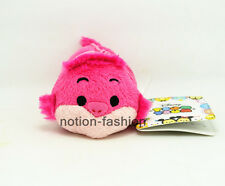 "3.5"" Cheshire Cat  New Alice in Wonderland Tsum Tsum plush Toy phone accessories"