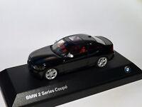 BMW série 2 coupé / 2er series (F22)  au 1/43 de Minichamps