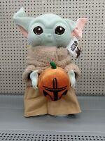 DISNEY The Mandalorian The Child Baby Yoda HALLOWEEN GREETER 21 inch