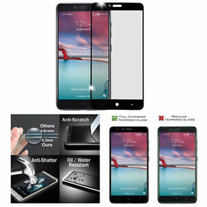 ZTE Max Blue 4G, ZTE Max XL, Blade Max 3, Tempered Glass Screen Protector