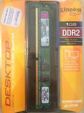 Kingston PC2-5300 1GB DIMM 667MHz DDR2 RAM Memory (KVR667D2/1GR)
