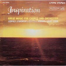 Stokowski: Norman Luboff Choir, New Symphony Orchestra Of London - Inspiration