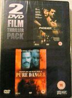 PHOENIX & PURE DANGER RAY LIOTTA C THOMAS HOWELL UK REGION FREE DVD NEW & SEALED