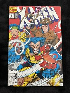 X-Men 4 1992 1st app. of Omega Red!…signed By Jim Lee with Certificate (NM-)