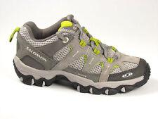 Hiking Shoes Hiking Shoe Salomon Mambo Aero W, Leather, Grey, Size 36