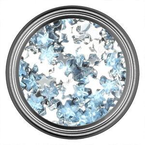Teal Star Rhinestone Gems Flatback Face Art Nail Art Jewels Decoration