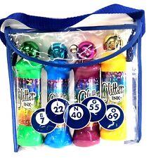 Bingo Dauber Tote Bag - Set of 4 -  3 oz Glitter ink