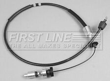 RENAULT CLIO Mk2 1.2 Clutch Cable 98 to 05 Firstline 7700421958 8200098024 New