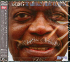 HANK JONES-WITH MADS VINDING & AL FOSTER-JAPAN CD Ltd/Ed B63