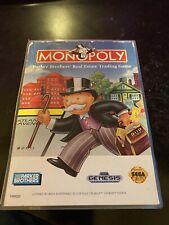 Monopoly (Sega Genesis, 1992)