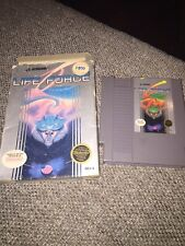 Life Force Nintendo NES Game Original Konami Rare W/BOX