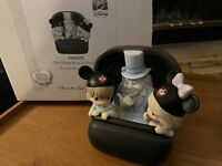 WDW Exclusive Precious Moments-There's Always Room For One More- Haunted Mansion