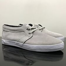 CIRCA EMORY WIND CHIME GREY MENS TRAINERS (UK 7 EU 40.5)