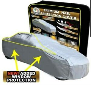 Autotechnica Car Hail Cover fits large Sedans used only once needs protection
