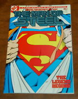 The Man of Steel #1 - Special Collector's Edition (Oct 1986, DC) NM 9.4
