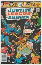 JUSTICE LEAGUE OF AMERICA #133 JLA HIGH GRADE Aquaman Wonder Woman Supergirl