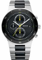 Bering Ceramic Quartz Movement Black Dial Men's Watch 33341-749