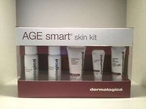 New Dermalogica travel gift set Skin Kit.
