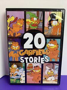 Garfield and Friends : 20 Garfield Stories DVD (2018) Cartoons