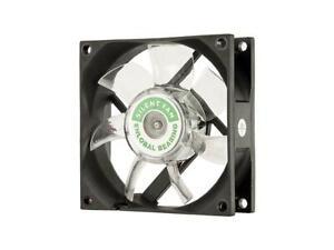 Enermax Marathon 80mm Silent PC Case Fan - 4 Pack