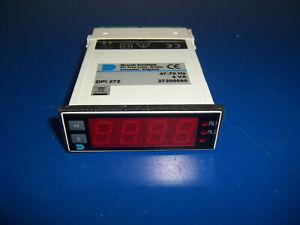 12090 Druck DPI 272 Digital Process Indicators