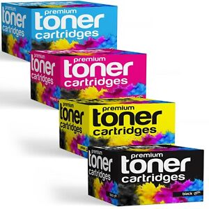4x Toner TN247 for Brother MFC-L3710CW MFC-L3730CDN MFC-L3750CDW MFC-L3770CDW
