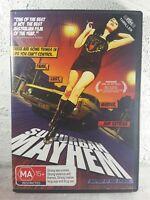 Suburban Mayhem DVD Ex Rental - Australian Movie