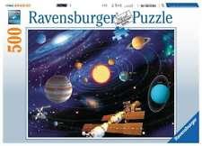 500PC SOLAR SYSTEM -RAVENSBURGER