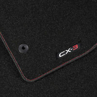 Genuine Mazda CX3 Red Stiching mats DD2A-V0-320