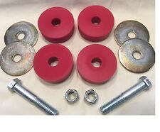 88-101 Universal  Body Mount Bushing Kit -12 Piece for (2) Mounting Locations