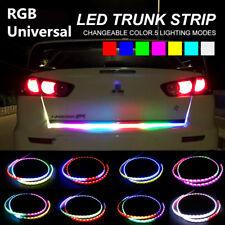 Multi-Function Car Indication Tailgate Strip Light Super Bright RGB LED Light
