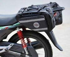 RAC3 Motorbike Motorcycle Saddle bag Expandable Panniers Motorcycle Luggage New
