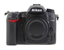 Nikon D7000 16.2 MP SLR-Digitalkamera - Schwarz (Nur Gehäuse) - Wie Neu #732