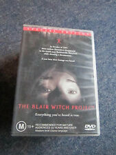 Dvd The Blair Witch Project Special Edition Great * Must See *
