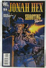 Jonah Hex #54 June 2010 DC
