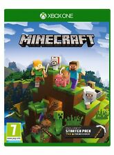 Minecraft Starter Collection (Xbox One) IN STOCK NOW New & Sealed UK PAL