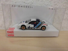 Busch/Ricko - Ford RS200 Rallyeversion - Nr. 9838821 - 1:87