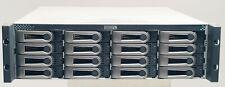 Promise Technology - Vtrak E-Class Vte610f / dual controllers + (16) 2Tb drives