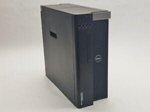Dell Precision Tower 5810 Xeon E5-1650 v3 3.5GHz Six-Core 16GB DDR4 4TB NO OS PC