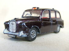 Corgi Toys Austin London Taxi-Cab Nr. 425, Braun- maroonmetallic, seltene Versio