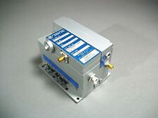 Frequency West 5855 6355mhz Microwave Oscillator Ms 54x0 43 20 Vdc Sma Used