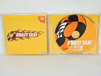 CRAZY TAXI Dreamcast SEGA dc