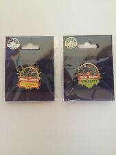 Alton Towers The Smiler Rotating Eyes 2018 Pin Badge *New And Sealed* Merlin